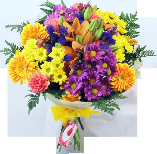 Floristería online para enviar flores a domicilio