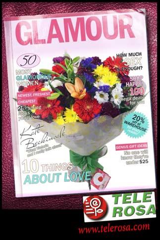 Floristería online. Flores a domicilio