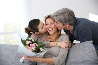 Regalos, flores e ideas para el Día de la Madre